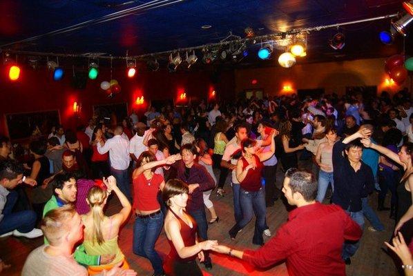 Nebraska Salsa Scene Monthly Social - Simply Ballroom